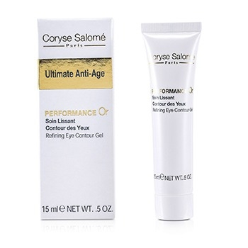 Ultimate Anti-Age Refining Eye Contour Gel (Without Cellophane)15ml/0.5oz