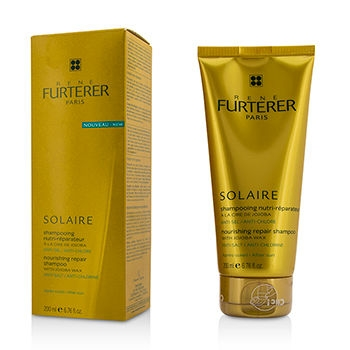 Solaire Nourishing Repair Shampoo with Jojoba Wax - After Sun200ml/6.76oz
