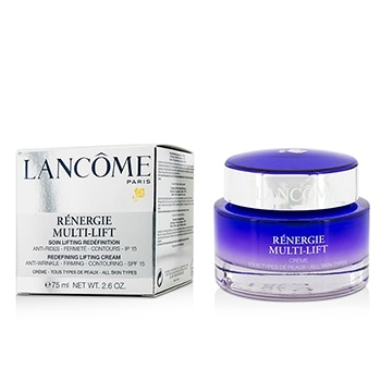 Renergie Multi-Lift Redefining Lifting Cream SPF15 (For All Skin Types)75ml/2.5oz
