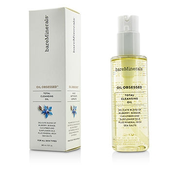 Oil Obsessed Total Cleansing Oil180ml/6oz