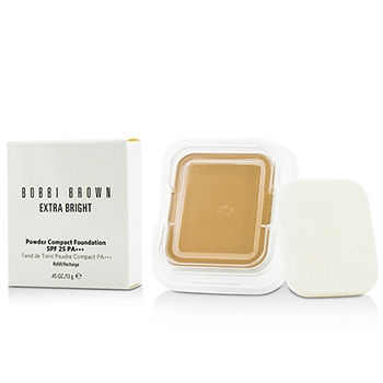Extra Bright Powder Compact Foundation SPF 25 Refill - #2.5 Warm Sand13g/0.45oz