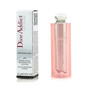 Dior Addict Lip Glow Color Awakening Lip Balm - #005 Lilac3.5g/0.12oz