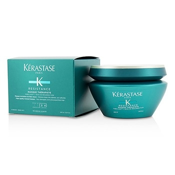 Resistance Masque Therapiste Fiber Quality Renewal Masque - For Very Damaged, Over-Processed Thick Hair (New Packaging)200ml/6.8oz