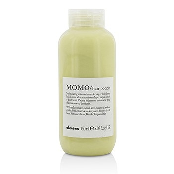 Momo Hair Potion Moisturizing Universal Cream (For Dry or Dehydrated Hair)150ml/5.07oz
