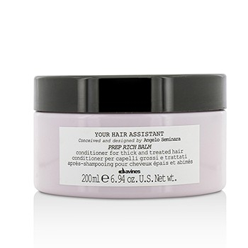 Your Hair Assistant Prep Rich Balm Conditioner (For Thick and Treated Hair)200ml/6.94oz
