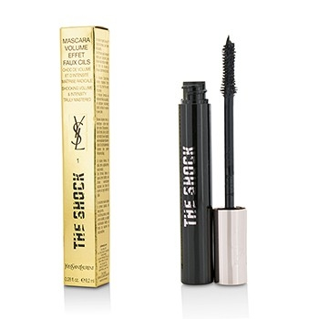 The Shock Volumizing Mascara - # 01 Asphalt Black8.2ml/0.28oz
