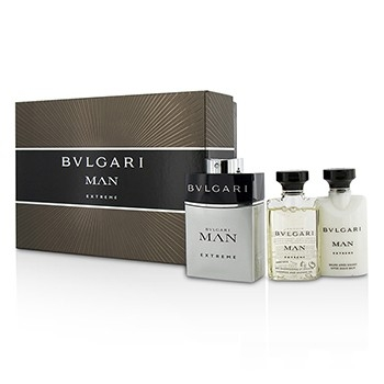 Man Extreme Coffret: Eau De Toilette Spray 60ml/2oz + After Shave Balm 40ml/1.35oz + Shower Gel 40ml/1.35oz3pcs