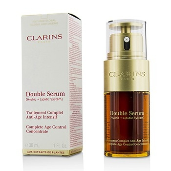 Double Serum (Hydric + Lipidic System) Complete Age Control Concentrate30ml/1oz