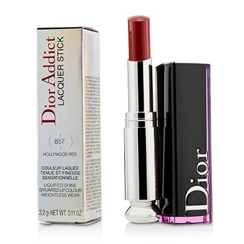 Dior Addict Lacquer Stick - # 857 Hollywood Red3.2g/0.11oz