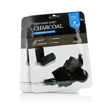 Mask Sheet - Charcoal10pcs