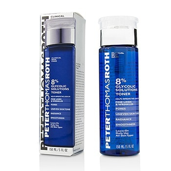 Glycolic Solutions 8% Toner150ml/5oz