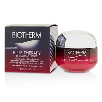 Blue Therapy Red Algae Uplift Visible Aging Repair Firming Rosy Cream - All Skin Types50ml/1.69oz
