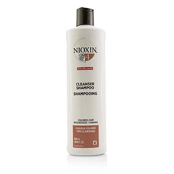 Derma Purifying System 4 Cleanser Shampoo (Colored Hair, Progressed Thinning, Color Safe)500ml/16.9oz