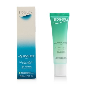 Aquasource 48H Continuous Release Hydration Gel - For Normal/ Combination Skin30ml/1.01oz