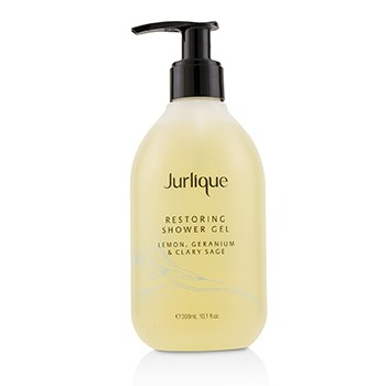 Lemon, Geranium & Clary Sage Restoring Shower Gel300ml/10.14oz