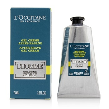 L'Homme Cologne Cedrat After Shave Gel Cream75ml/2.5oz