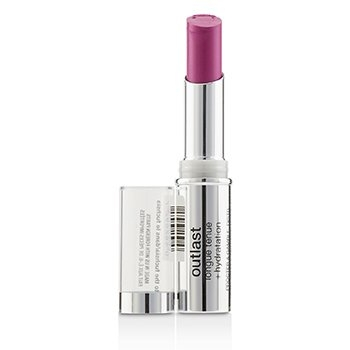 Outlast Longwear + Moisture Lipstick - # Into The Fuchsia3.4g/0.12oz