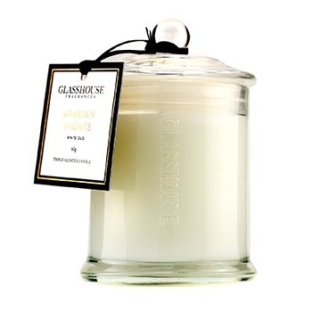 Triple Scented Candle - Arabian Nights60g