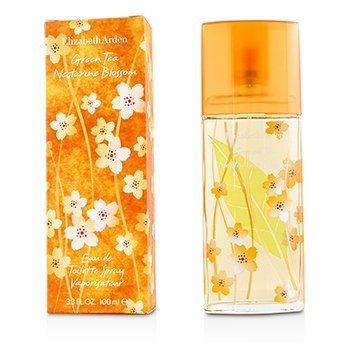 Green Tea Nectarine Blossom Eau de Toilette Spray100ml/3.3oz