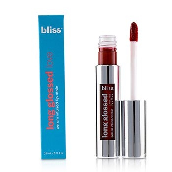 Long Glossed Love Serum Infused Lip Stain - # Red Hot Moma3.8ml/0.12oz