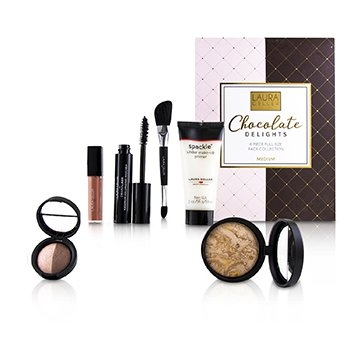 Chocolate Delights 6 Piece Full Size Face Collection - # Medium6pcs