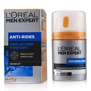 Men Expert Anti-Rimpel Hydrating Creme50ml/1.7oz
