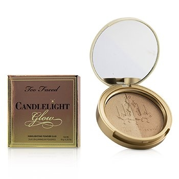 Candlelight Glow Highlighting Powder Duo - # Warm Glow10g/0.35oz