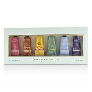 Limited Edition Hand Therapy Gift Set6x25ml/0.86oz