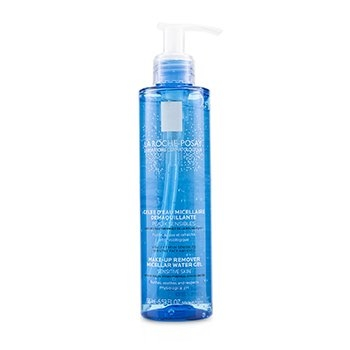 Physiological Make-Up Remover Micellar Water Gel - For Sensitive Skin (Exp. Date 01/2020)195ml/6.59oz