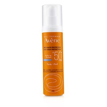 Very High Protection Fluid SPF 50 - For Normal to Combination Sensitive50ml/1.7oz